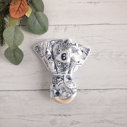 Forest Friends Teething Ring