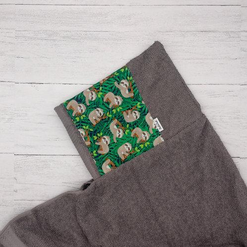 Sloths Hooded Towel