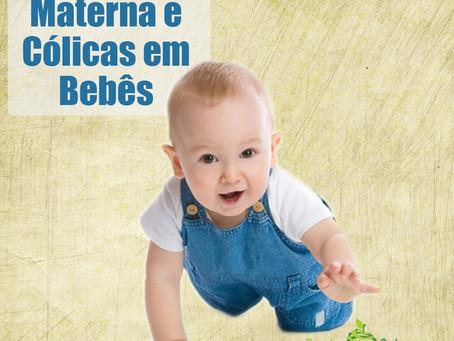Alimentação Materna e Cólicas em Bebês