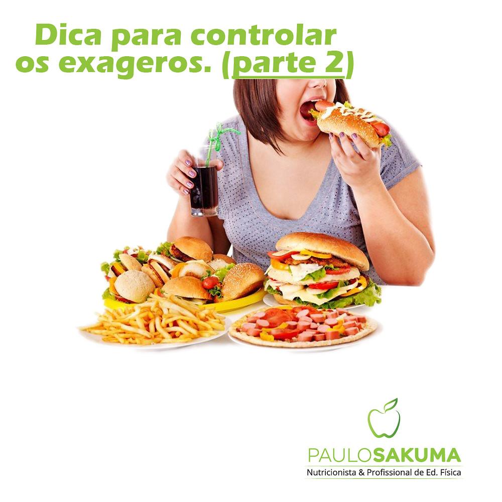 dicas para compulsão na alimentação