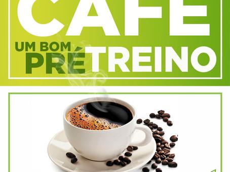 Café, um bom Pré Treino