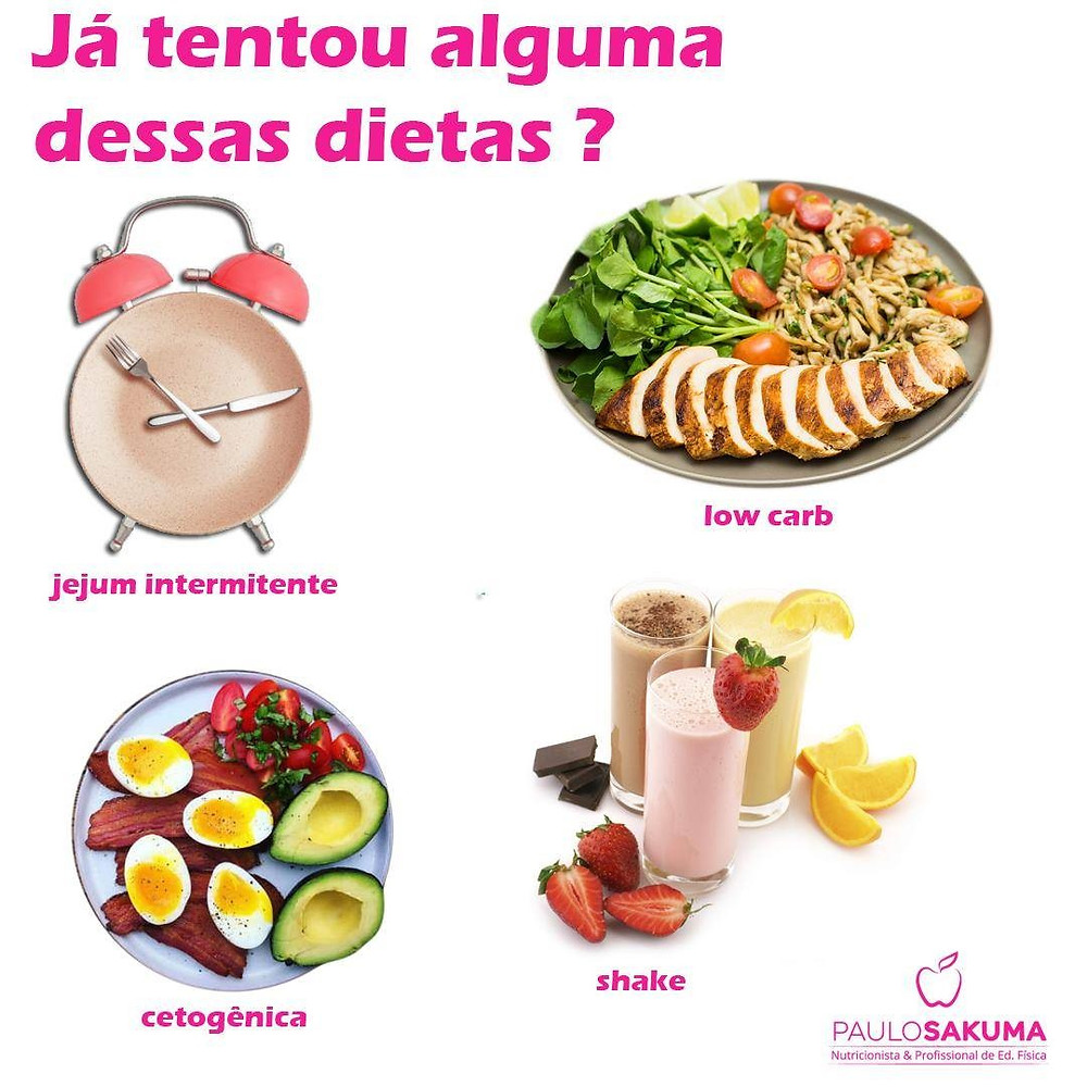 low carb jejum intermitente shake