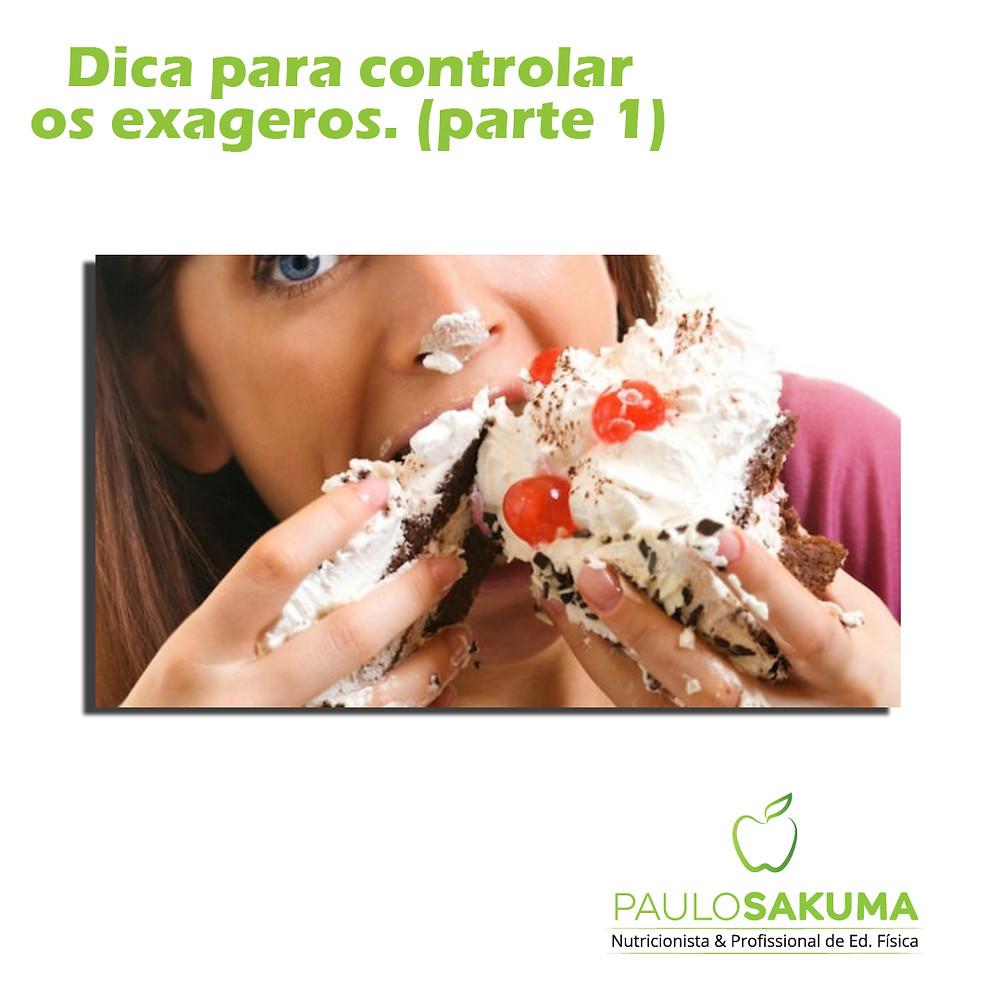 dicas para controlar compulsão na alimentação