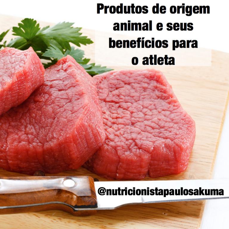 carne vermelha atleta