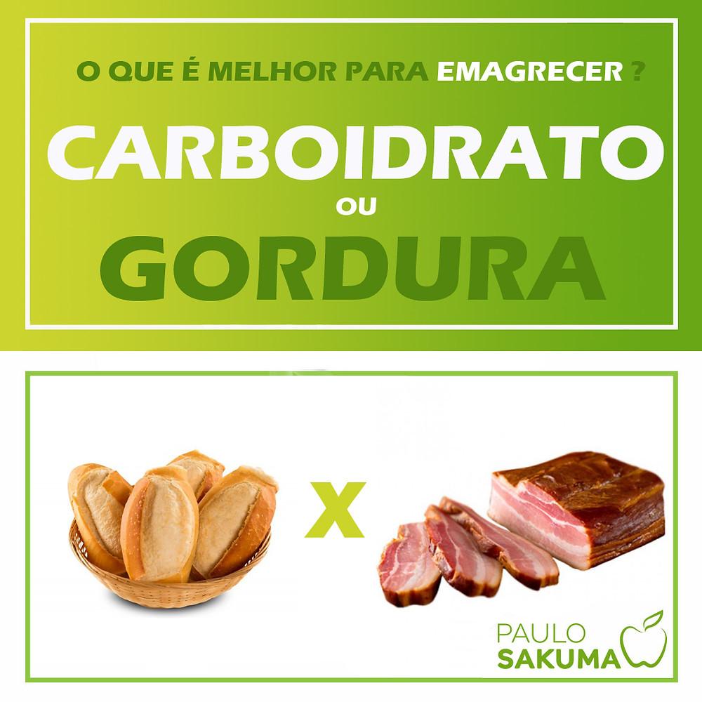 carboidrato engorda ? gordura é melhor para emagrecer ?
