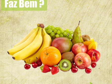 Fruta faz bem ?