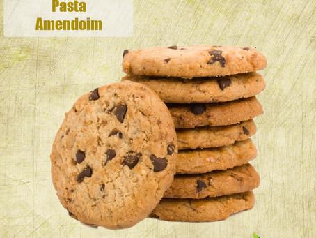 Cookie de pasta de amendoim