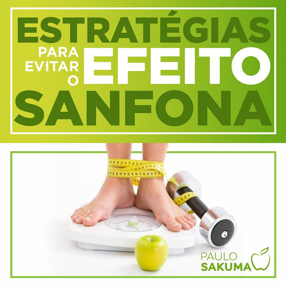 Estratégias para evitar o efeito sanfona