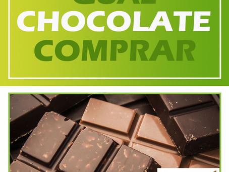 Qual chocolate comprar ?