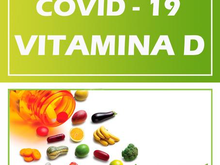 Covid-19 e Vitamina D