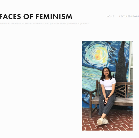 Faces of Feminism
