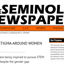 The Seminole Newspaper
