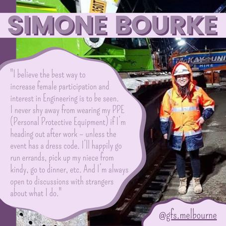STEM Story: Simone Bourke