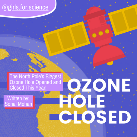 Words Matter: Ozone Hole Closed
