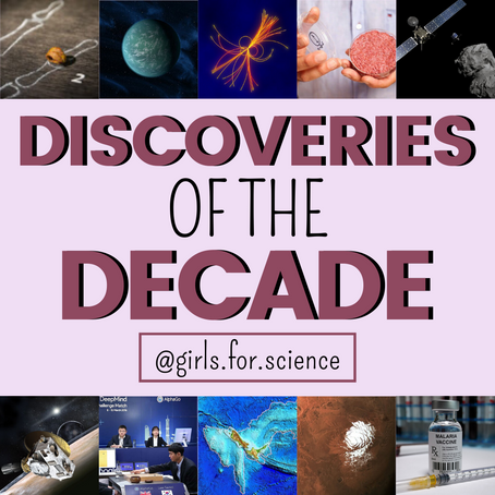 Words Matter: Discoveries of the Decade