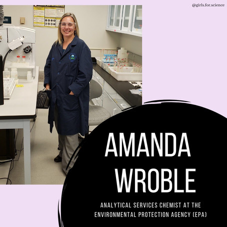 STEM Story: Interview with Amanda Wroble