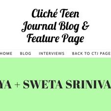 Cliche Teen Journal