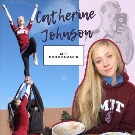 STEM Story: Catherine Johnson