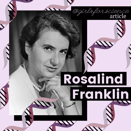 Words Matter: Rosalind Franklin
