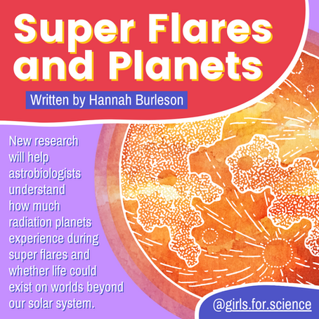 Words Matter: Super Flares and Planets