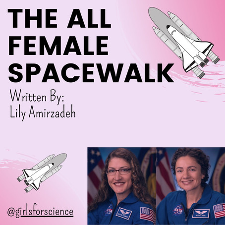 Words Matter: The All Female Spacewalk