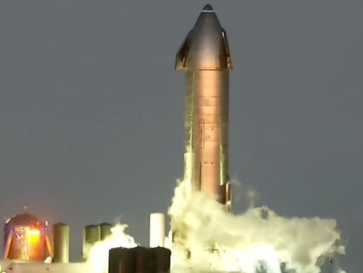 Starship to Take Flight Again