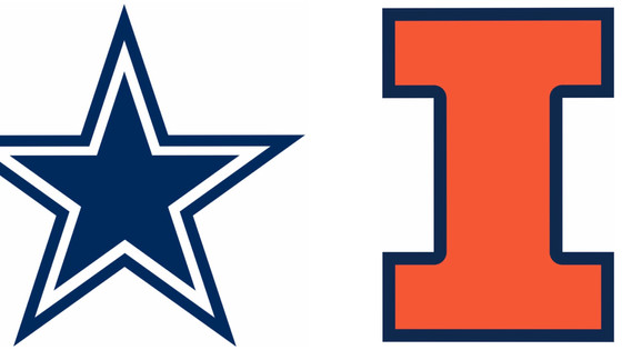 2010 – 2019: A Decade of Futility for both Dallas Cowboy Fans and Illinois Fighting Illini Fans