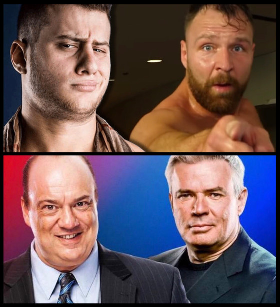 AEW & WWE - Things are Heating Up