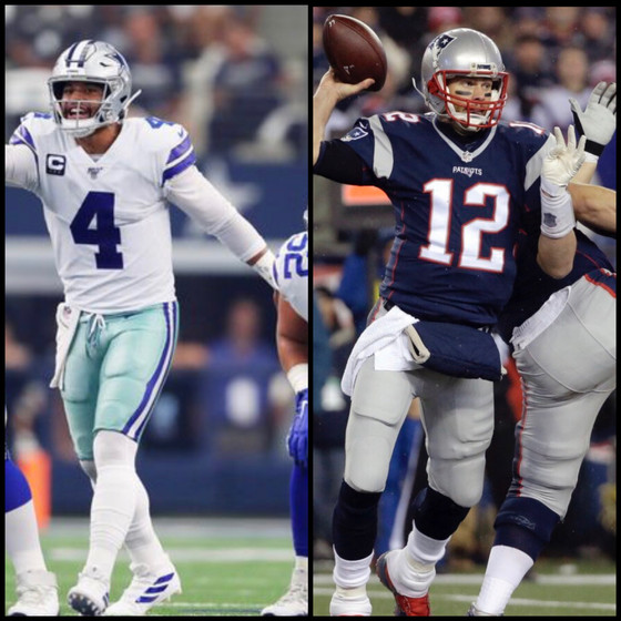 NFL - Week 1 - Cowboys and Patriots Unleashed