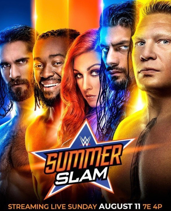 SummerSlam 2019 - My Predictions and Fantasy Booking Plans