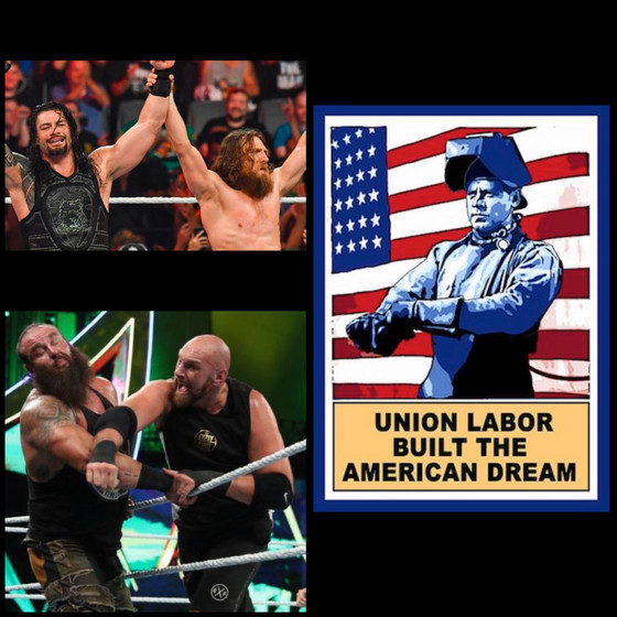 WWE Wrestlers - Now is the Time to Unionize