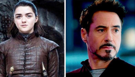 A Tale of Two Starks - Avengers & Game of Thrones