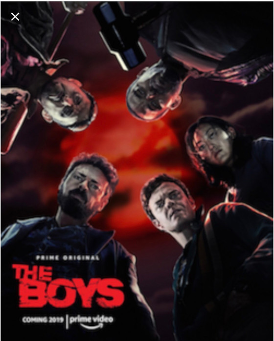 The Boys – A Must-Watch for Sci-Fi Fans – Amazon Prime Video