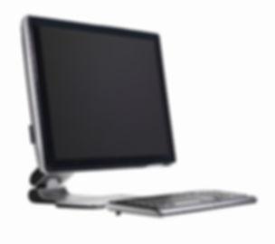 Screen and Keyboard
