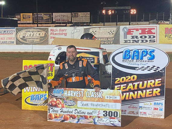 Houdeshell Claims Victory at BAPS