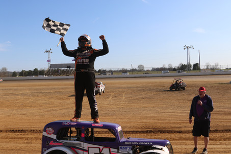 Travis McClelland Opens Trail-Way Season with a Victory