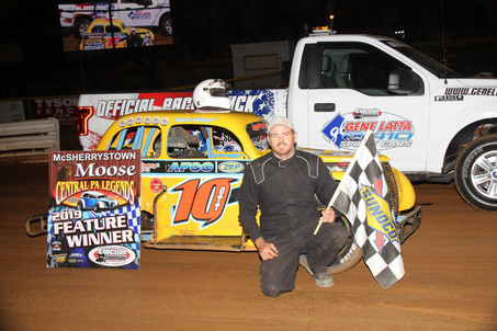 Jeremy Ott Ends Dominating Lincoln Season With Victory