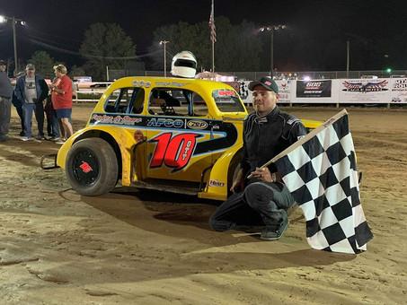 Jeremy Ott Wins At Linda's Speedway