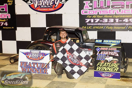 Austin Bellemare Victorious at Path Valley