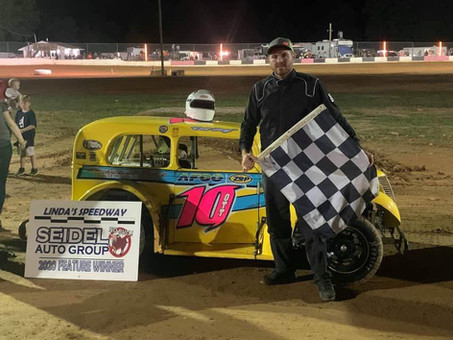 Jeremy Ott Back to Victory Lane at Linda's