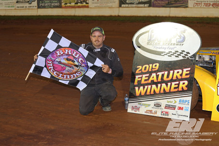 "Jeremy Ott Claims ""Start Them All"" Victory at BAPS"