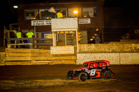 Mason Chaney Picks Up Win at Path Valley Speedway Park