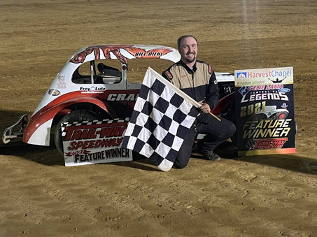 Diehl Holds Off Transeau for Trail-Way Win
