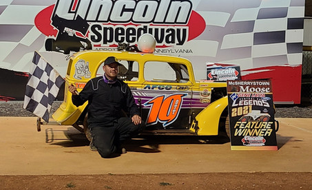 Jeremy Ott Closes in on Legends All-Time Win Record