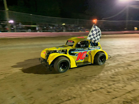 Jeremy Ott Claims 8th Series win at Linda's Speedway