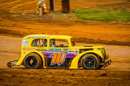 Jeremy Ott Lands In Victory Lane at Path Valley