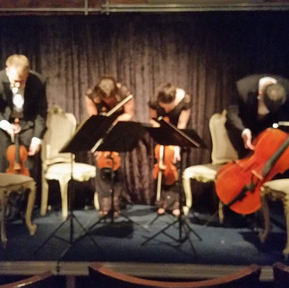 Konzert Aunerquartett