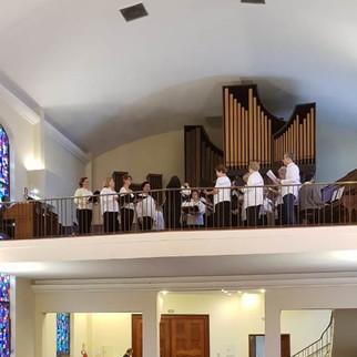 acao de gracas igreja da paz
