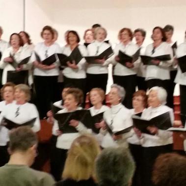 XIX Encontro de Corais para o Dia da Canção Alemã - 132 anos da Sociedade Filarmônica Lyra