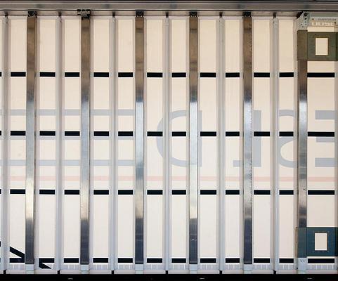 curtainsider ohne elmente, mit Trägerfunktion für aluminium